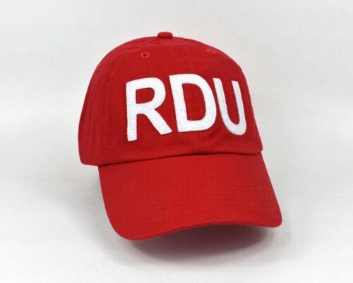 RDU Hat Airport Code Hat Raleigh Durham NC State Wolfpack NCSU