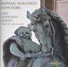 Works For Cello & Piano von John York,Raphael Wallfisch (2014)