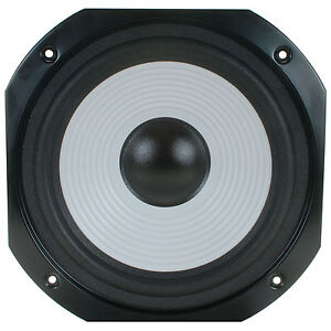 New 10 Woofer Replacement Speaker8 Ohmsquare Frame Home Audio