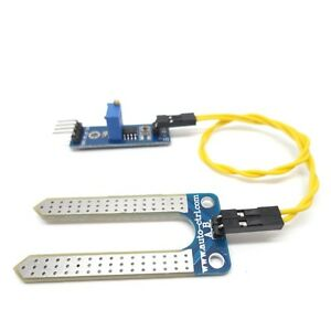 Soil Hygrometer Detection Module Soil Moisture Sensor For Arduino  New