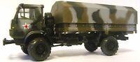 1:43 Scale ELECON Kamaz 4310 4 x 4 Army Truck - USSR Green Camouflage - MIB