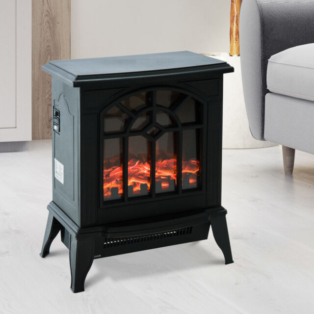Electric Fireplace Heater For Sale Online Ebay