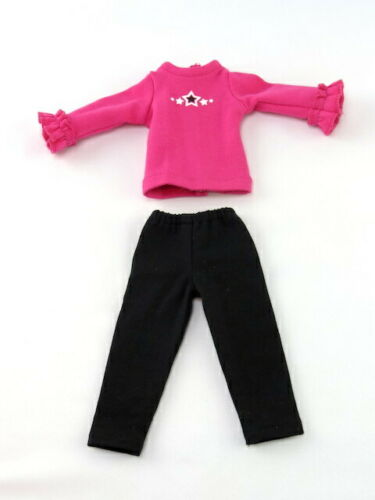 """Star 3pc Puffer Vest Pant Set Fits Wellie Wisher 14.5/"""" American Girl Clothes"""
