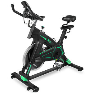 Indoor-Exercise-Bike-Stationary-Swing-Bicycle-Cardio-Fitness-Workout-Gym
