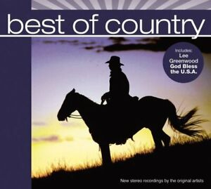 Various-Artists-Best-of-Country-CD-NEW