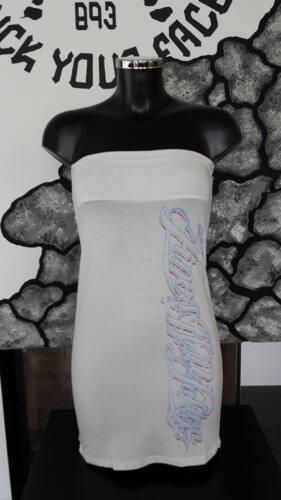 "Yakusa-robe blanc GLK 227 /""lines of Hell/"" white tunique"
