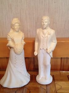Classic Wedding Gifts Groom Bride : ... Collectible Bride & Groom Wedding Gift Or Bridal Shower Gift eBay