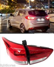 Genuine LED Tail Lamp Surface illuminating 1Set For KIA Rondo Carens 2014 2015
