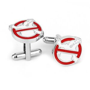 Ghostbusters-Cuff-Links