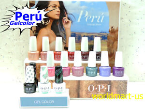 OPI-GelColor-15ml-0-5fl-oz-PERU-Collection-Polish-Fall-Peru-Choose-Any-Color
