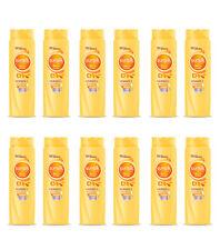 12pz SUNSILK CO-CREATIONS MORBIDI E LUMINOSI Shampoo per capelli 250ml NUOVI