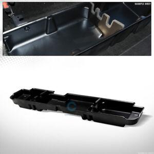 Fits 99 16 F250 F350 Superduty Crew Blk Gearbox Under Seat