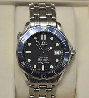 OMEGA SeaMaster #2531.80 Professional Automatic 300m Black Dial 41mm BOND Watch