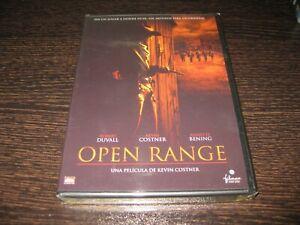 Open Rance DVD Robert Duval Kevin Costner Annette Bening Sigillata Nuovo
