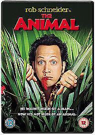 The Animal (DVD, 2008)D0371