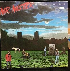 MR. MISTER Welcome To The Real World Album Released 1985 Record/Vinyl Collection