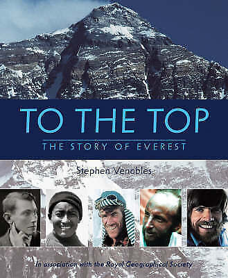 1 of 1 - To the Top: The Story of Everest by Stephen Venables     20% Bulk Book Discount