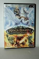 KING'S BOUNTY ARMORED PRINCESS GIOCO USATO PC DVD VERSIONE ITALIANA RS2 43405
