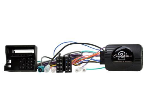CTSVW002.2AA RADIO STEERING WHEEL STALK ADAPTOR CONTROL FITS VOLKSWAGEN TOUAREG