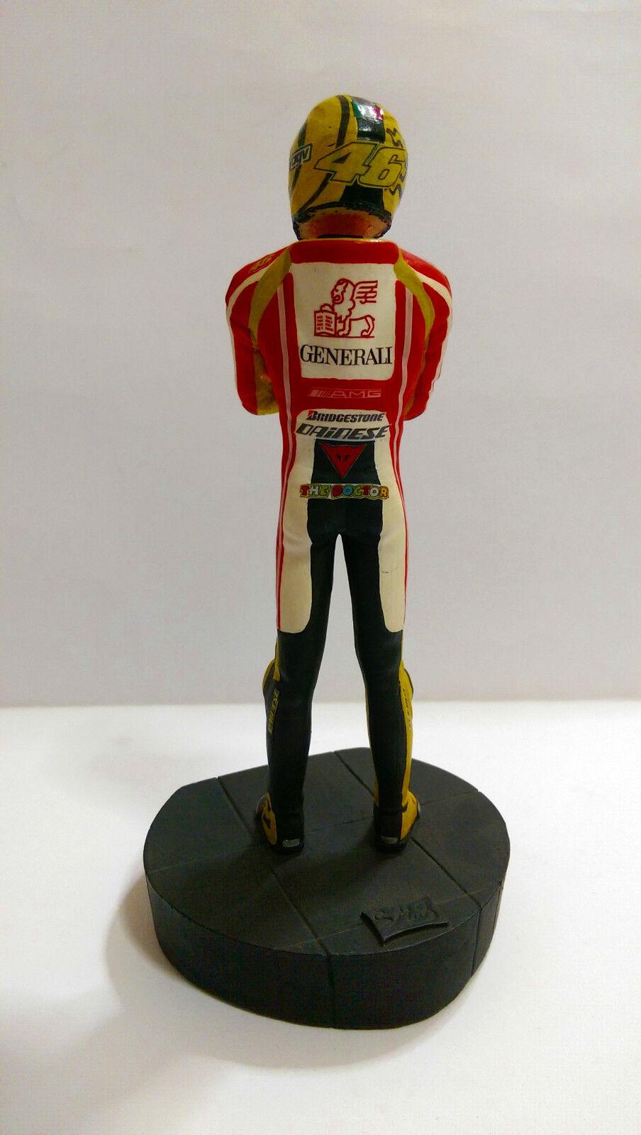 1:12 Sean´s Figure Figurine Valentino Rossi Ducati Test 2011 NO NO NO MINICHAMPS NEW 607ad6