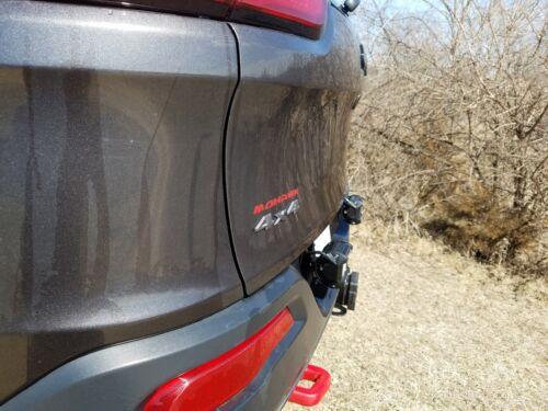 Rear License Plate Pod Light Bracket Jeep Cherokee Renegade Grand Cherokee Compa