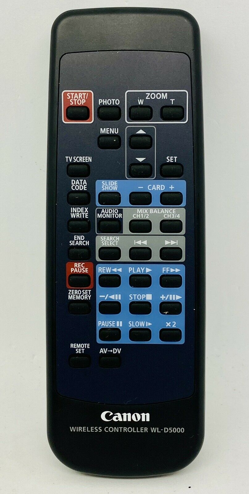Canon Wireless Controller Remote WL-D5000 XL XH Camcorder Rare - New Never Used