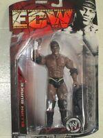 ELIJAH BURKE WWE Jakks ECW Series 2 Wrestling Action Figure Toy with Duffel Bag Toys