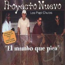 A Mambo Que Pica by Proyecto Nuevo (CD, Nov-2001, WEA Latina)