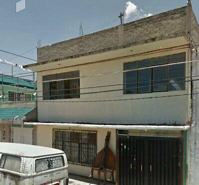 Venta de casa Remate Bancario cd. Nezahualcóyotl, Col. Benito Juárez