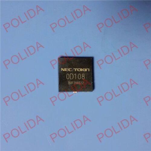 1PCS Proadlizer Capacitor IC NEC//TOKIN QFN OD108 0D108