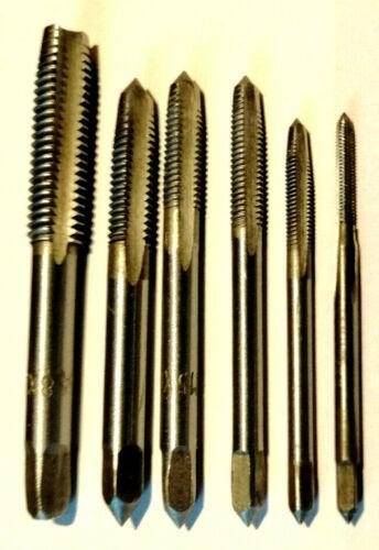 6er-SORTIMENT Gewindeschneider 2mm Industrie-Qualität M2x0,4 />Gewindebohrer bzw