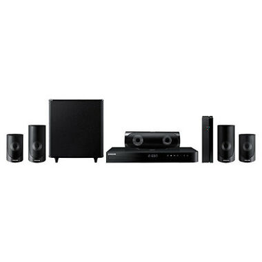 Samsung HT-J5500W 5.1-Ch 3D Blu-ray Home Theater in a Box