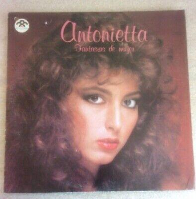 Antonietta Fantasias De Mujer Sono Rodven 026 Vg Lp 2202