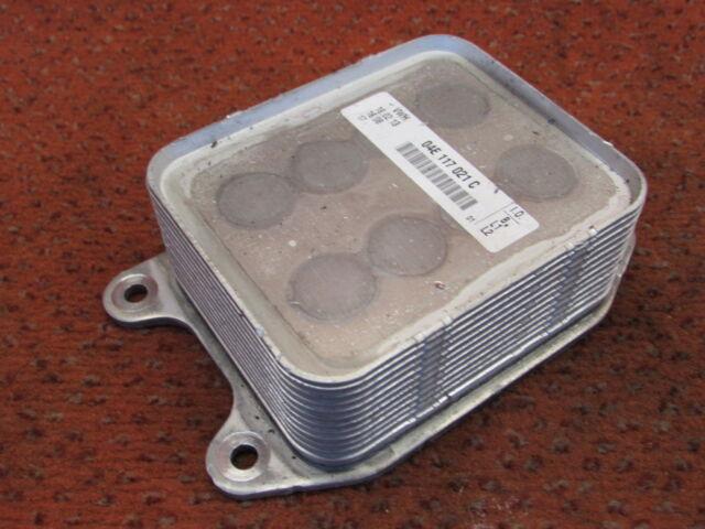 04E117021C Radiador Aceite 1,0 1,2 TSI 1,4 VW Golf 7 Tiguan II Touran Original