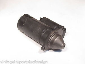6-Volt-Starter-Fits-Opel-Kadett-6-Volt-1962-1963-1964-1965-Reman-Bosch-S6304