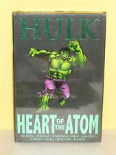 HULK: HEART of the ATOM HC - Ellison THOMAS Goodwin WEIN - Marvel - SEALED Trimp