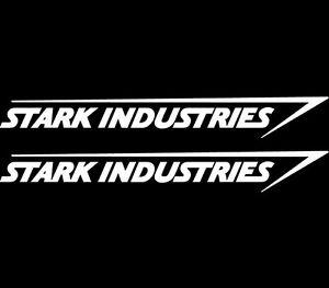 Stark Industries Sticker Vinyl Decal Marvel Iron Man