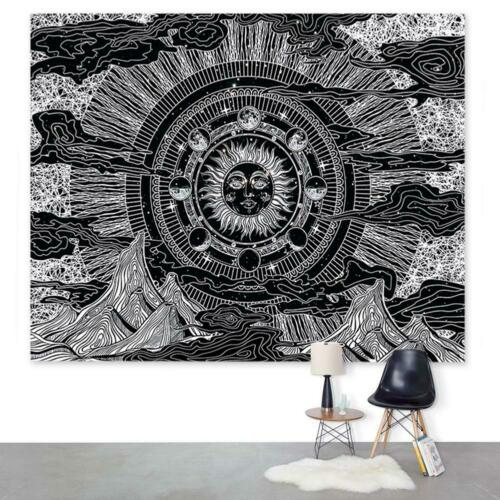 Indian Tapestry Wall Hanging Mandala Hippie Gypsy Bedspread Throw Boho Cover Pad