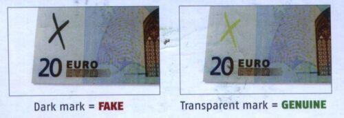 Geldscheinprüfer Prüfer Geldprüfer Safescan Falschgeld Prüfstift Safescan 30