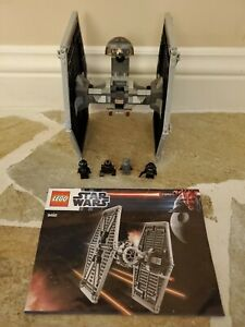 FREE SHIPPING! LEGO Star Wars Set #9492 Set of all 4 Minifigs /& Manual ONLY