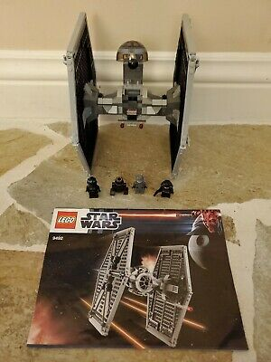 LEGO Star Wars Set #9492 Set of all 4 Minifigs /& Manual ONLY FREE SHIPPING!