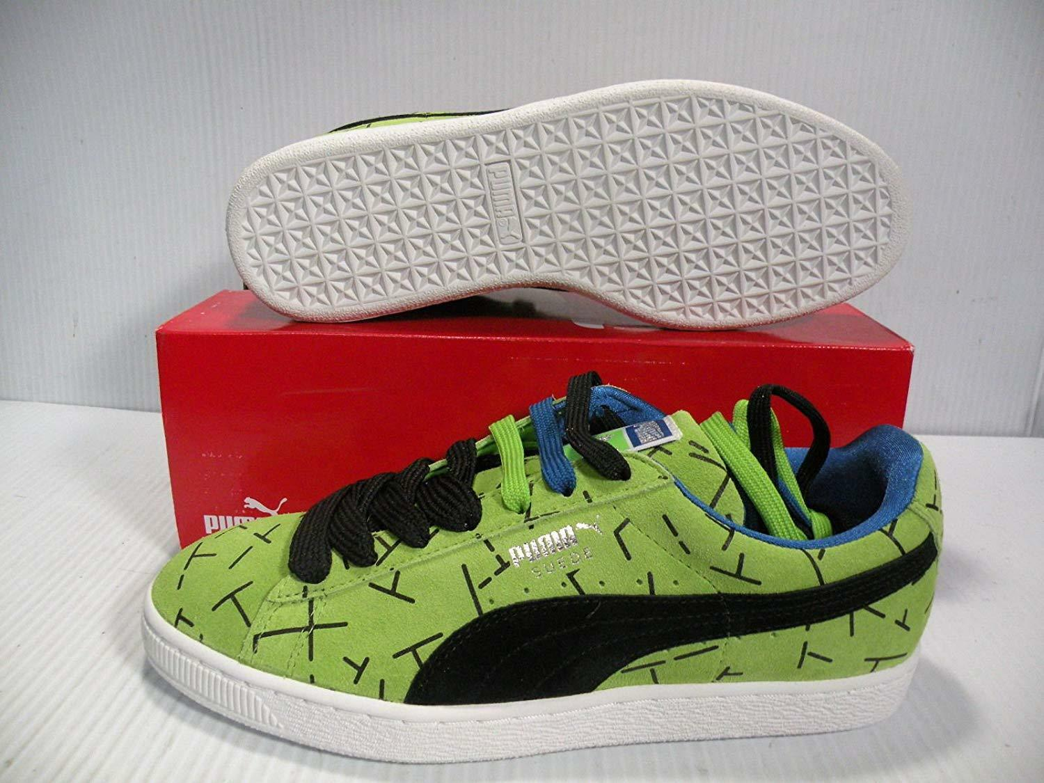 PUMA CLASSIC 1993 THE LIST SUEDE 355664-03 SNEAKERS Uomo SHOES LEAF 355664-03 SUEDE SIZE 11 NEW 18ce5c