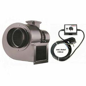 Radial-Ventilador-Centrifugo-Aspiracion-Fan-500Watt-Regulador-de-velocidad