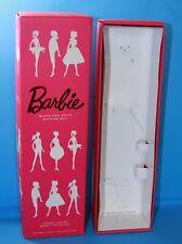 Barbie PINK SILHOUETTE Black /& White Bathing Suit EMPTY BOX Vintage Reproduction