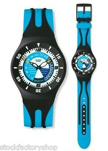 Swiss made swatch watch mens scuba professional diver - Swatch dive watch ...