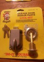 Garage Door Lock. Hardware Junction/door Depot.