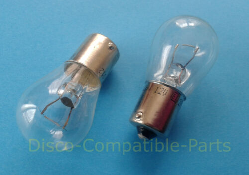 Land Rover Series Indicator Light Bulbs also Suitable for all Defenders pair