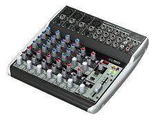 Behringer 12 Channel Mixer Sound Board USB Audio Recording Podcast Studio Music