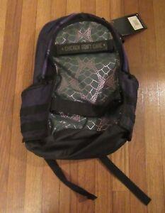 39a6d04e11b9 Nike Joey s Doernbecher Freestyle Backpack Black Fir Field Purple DB ...