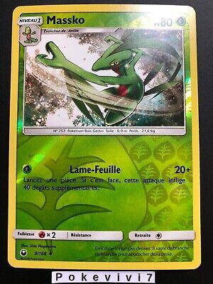 Carte Pokemon JOURNALISTE TELE 149//168 REVERSE Soleil et Lune 7 SL7 FR NEUF